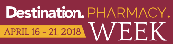 Destination Pharmacy Week Logo
